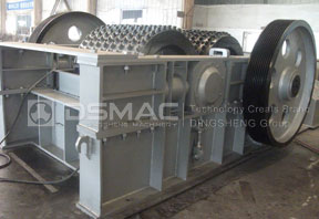 PGC Roller Crusher